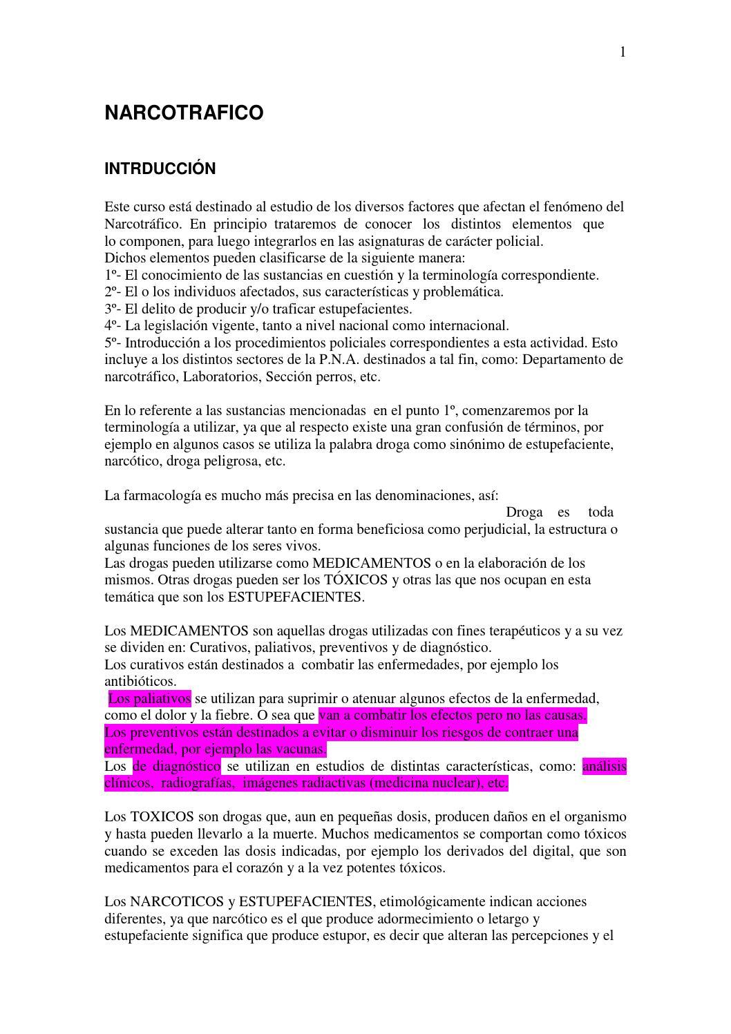 Narcotrafico by Gregorio Cabrera - issuu