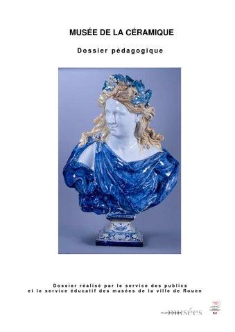 525fb9c8a82 Dossier pédagogique Musée de la Céramique by Musées Haute normandie ...