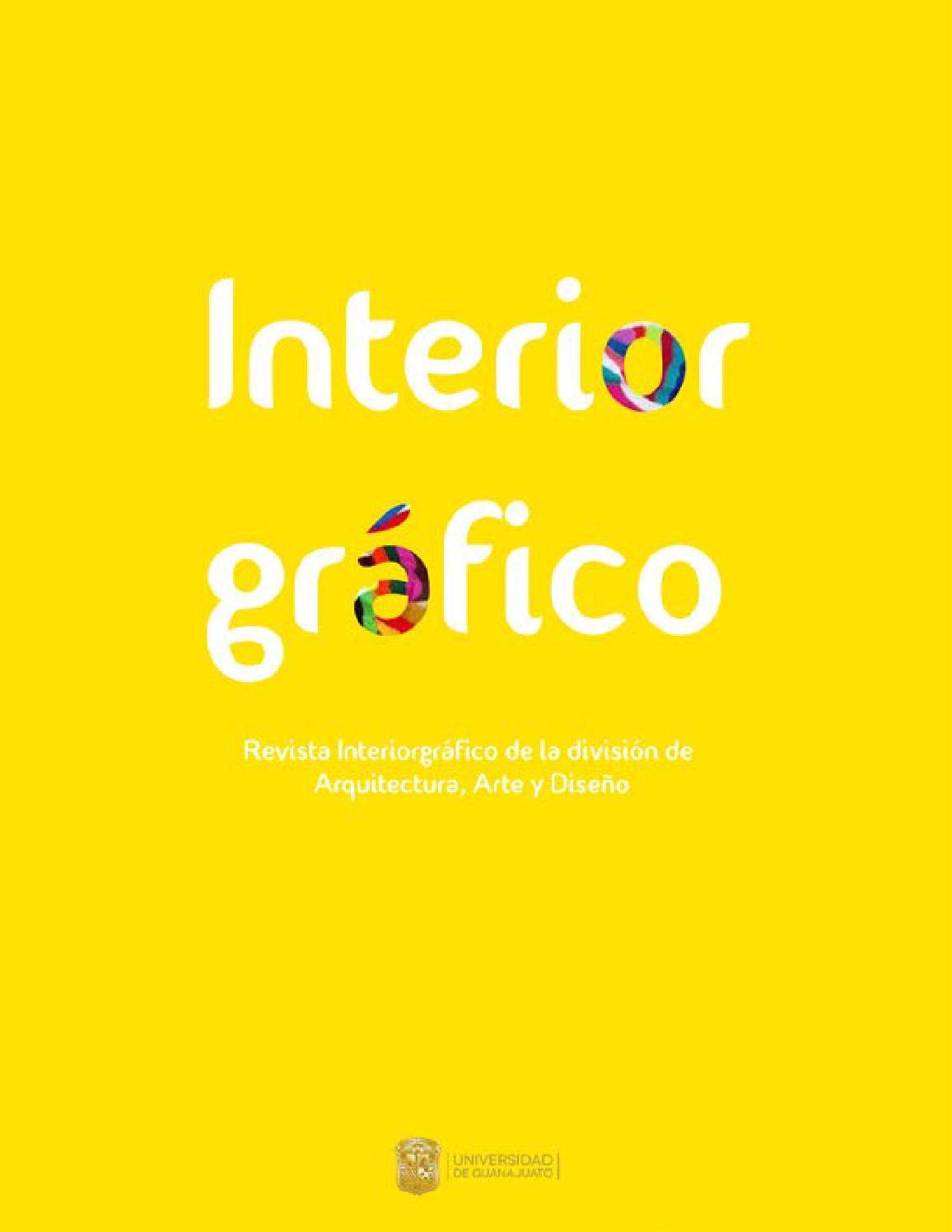 Revista Interiorgráfico 15 by Taller Editorial y Nuevas Tendencias ...