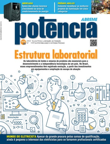 Edição 119 da revista Potência by Revista Potência - issuu fecd297255