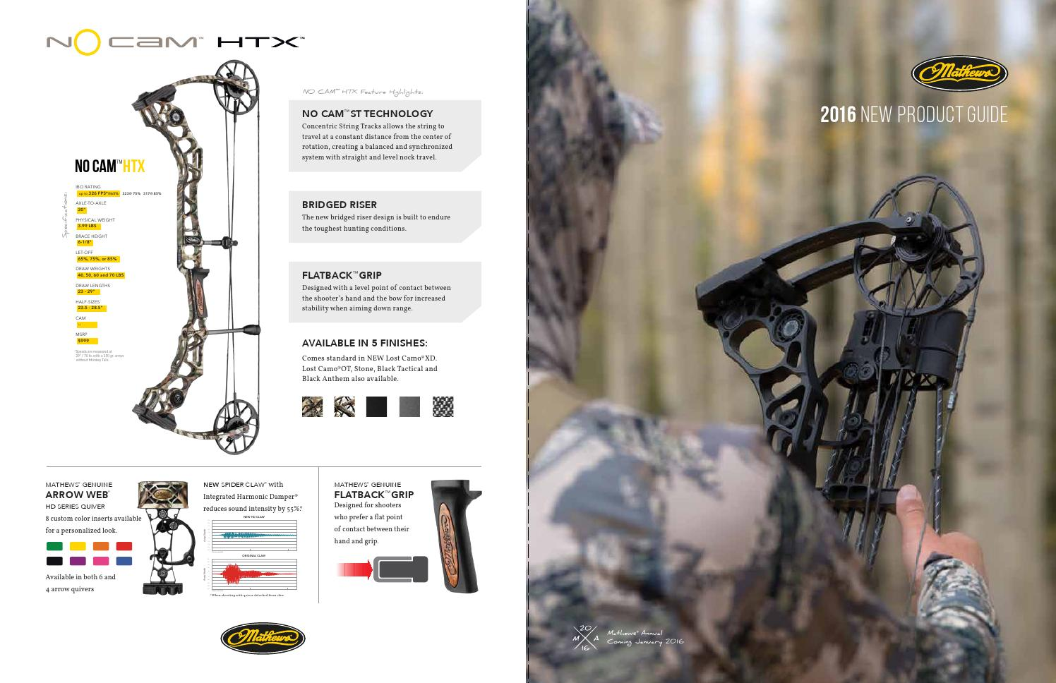 2016 Product Guide by Mathews Inc - issuu