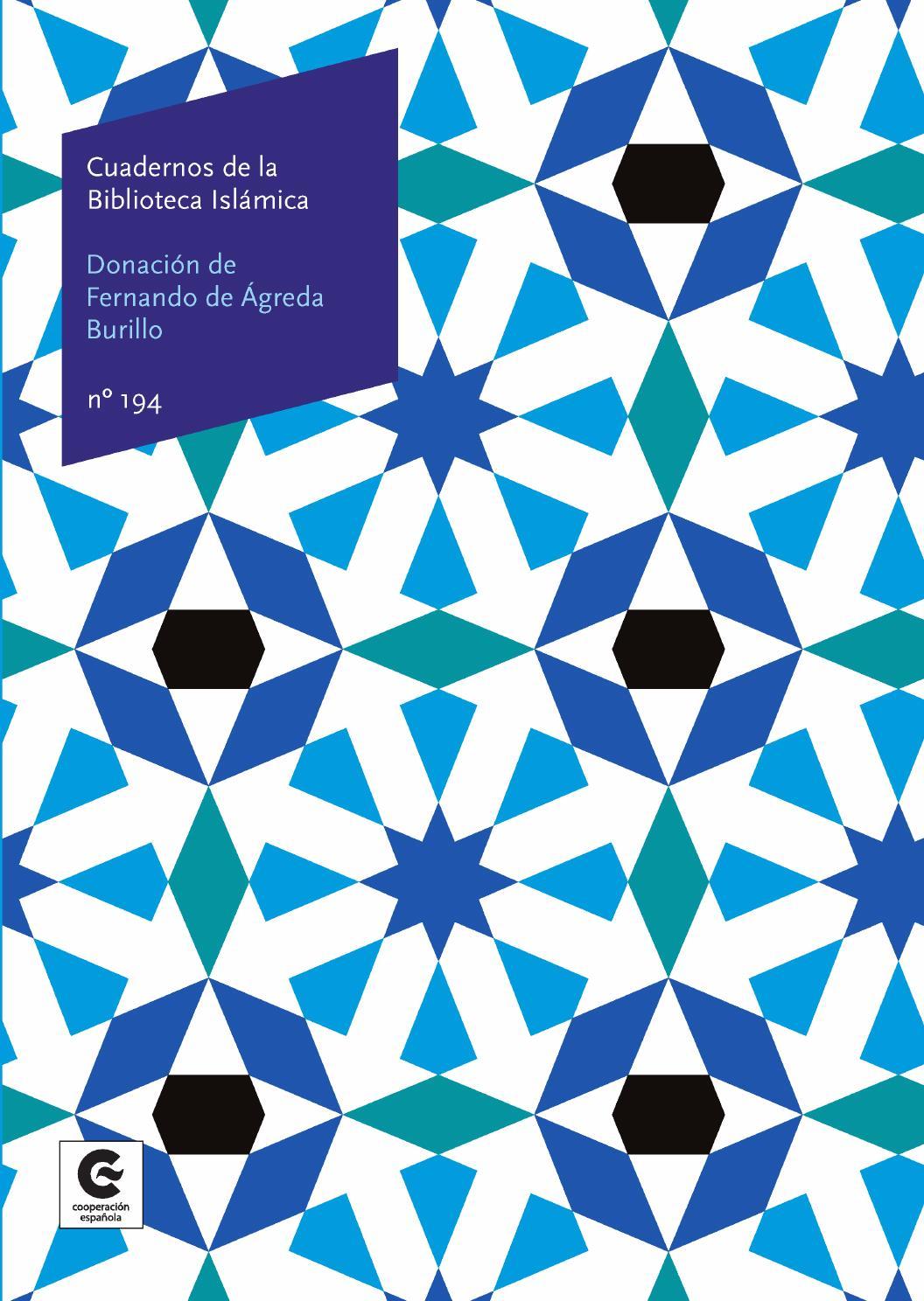 Cuadernos De La Biblioteca Islámica Félix María Pareja By