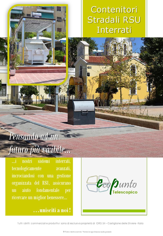 Isola Ecologica Castiglione Delle Stiviere catalogo ecopunto versione italiano by ecopunto - issuu