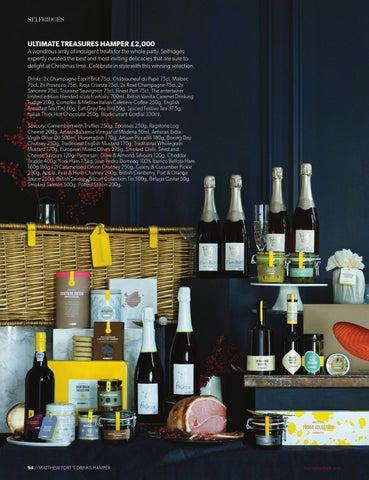 1ec0a321552a Drinks Hamper 2015 by Magazine - issuu