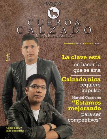 1821de19 Modapiel 115 Shoes and accessories magazine by Prensa Técnica S.L. ...