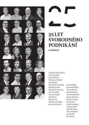 Kniha 25 let svobodného podnikání by KPMG Česká republika - issuu dcba9db56cf