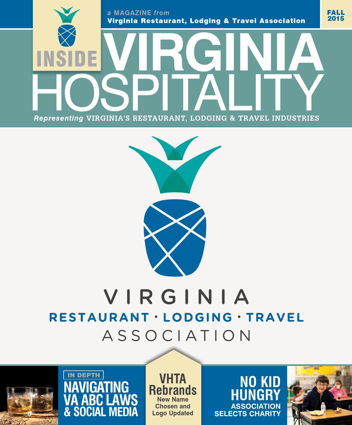 Virginia Restaurant, Lodging & Travel Association Fall