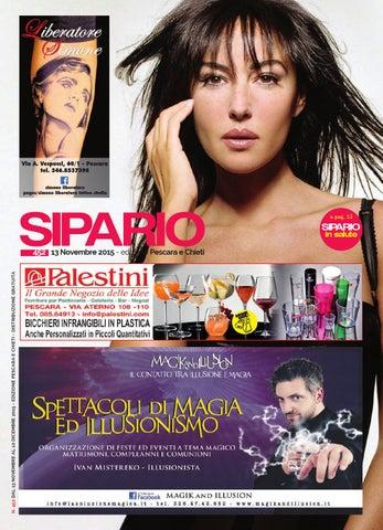 Sipario Pescara Chieti novembre 2015 by Publipress srl - issuu 8fe1e7f2ed31