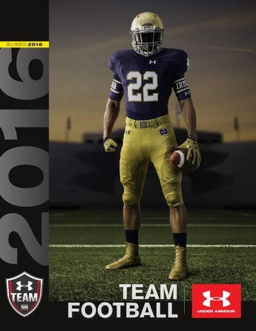 c7607accfdc Kollege Town Under Armour FW 2016 Team Football by Kollegetown - issuu