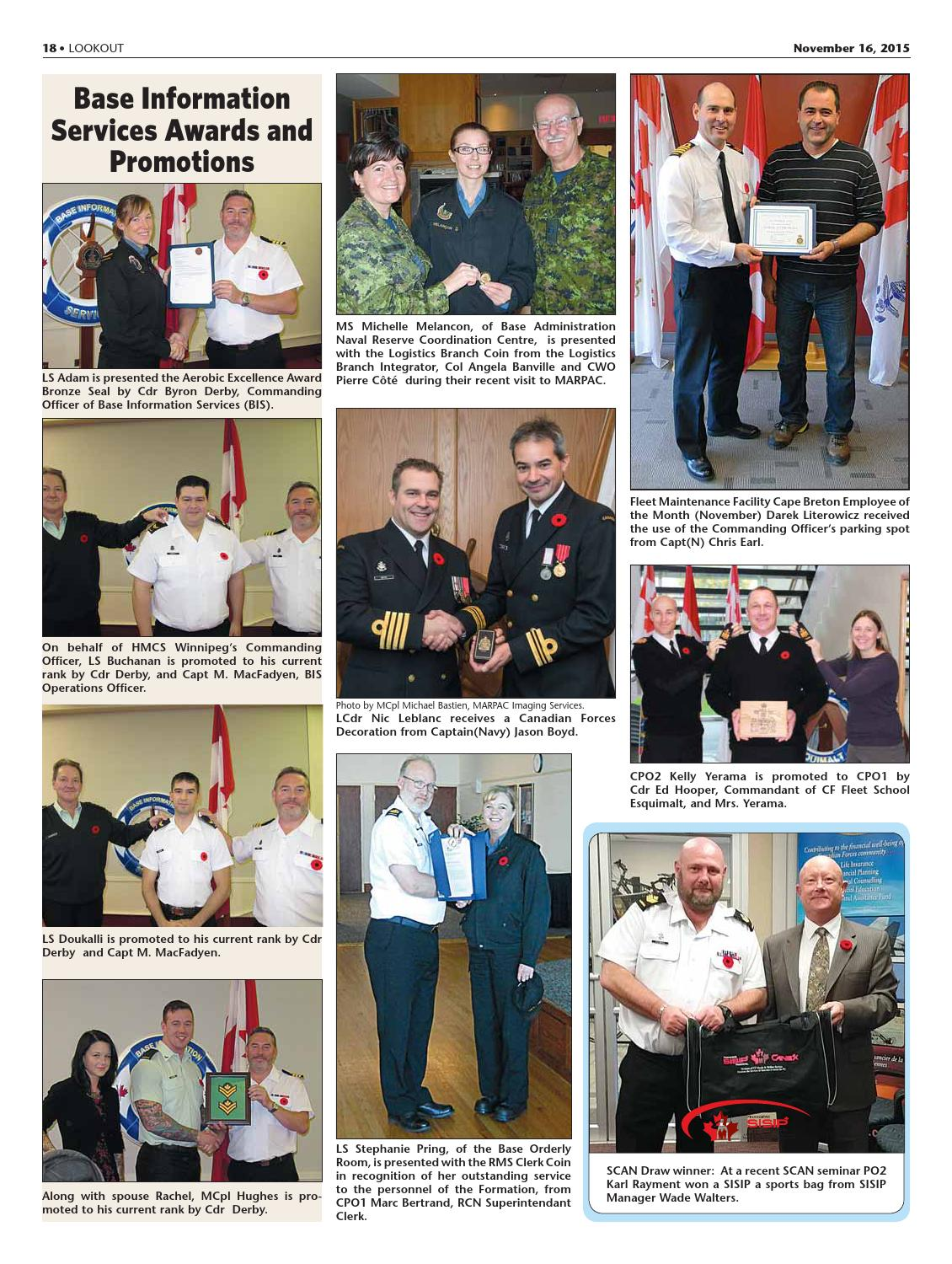 Issue 46, November 16, 2015 by Lookout Newspaper - issuu