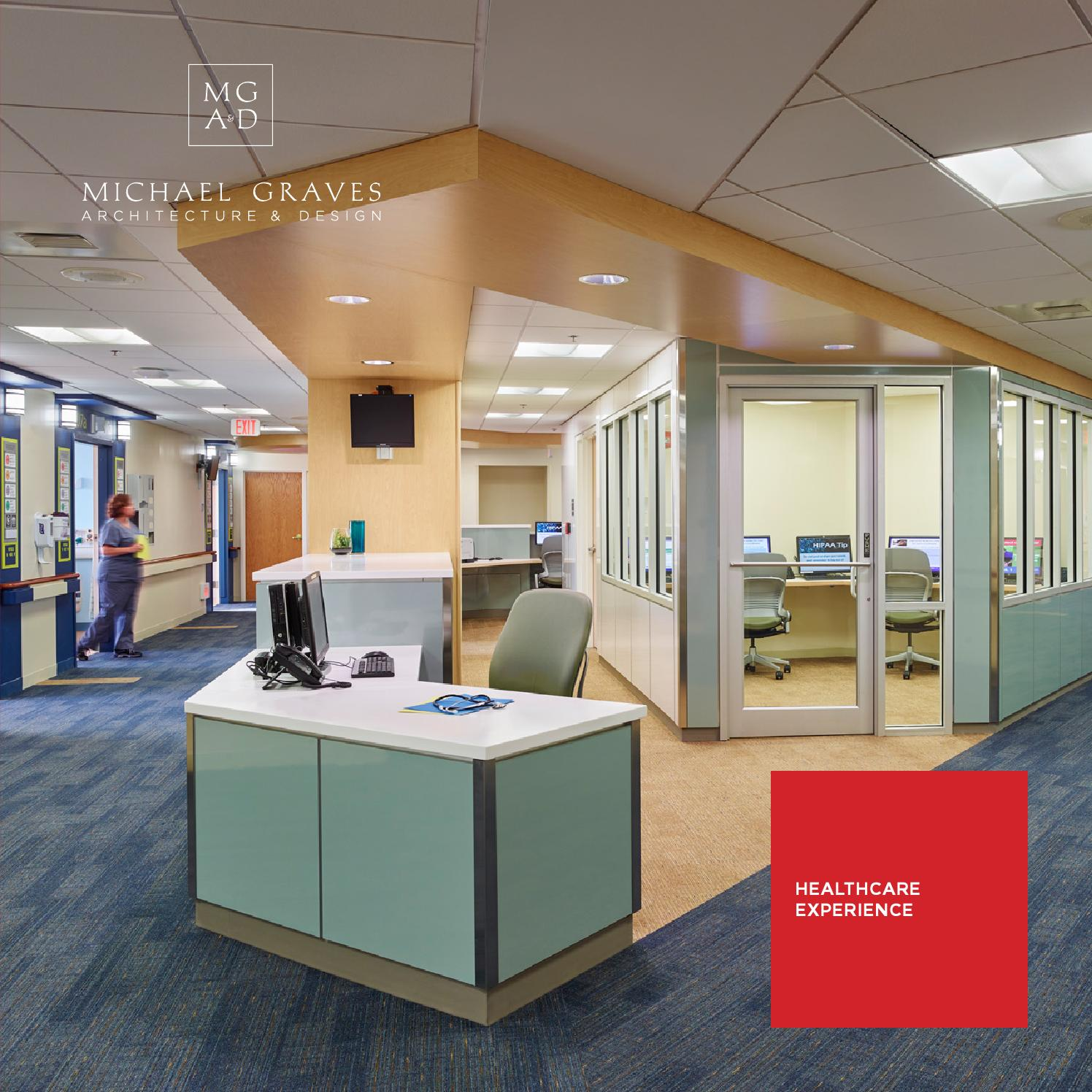 Mgad Healthcare Experience Book By Michael Graves Architecture