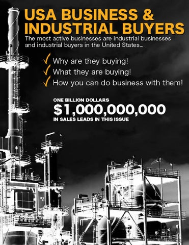 Industrial Buyers Guide Spring 2015 By Federal Buyers Guide, Inc ..
