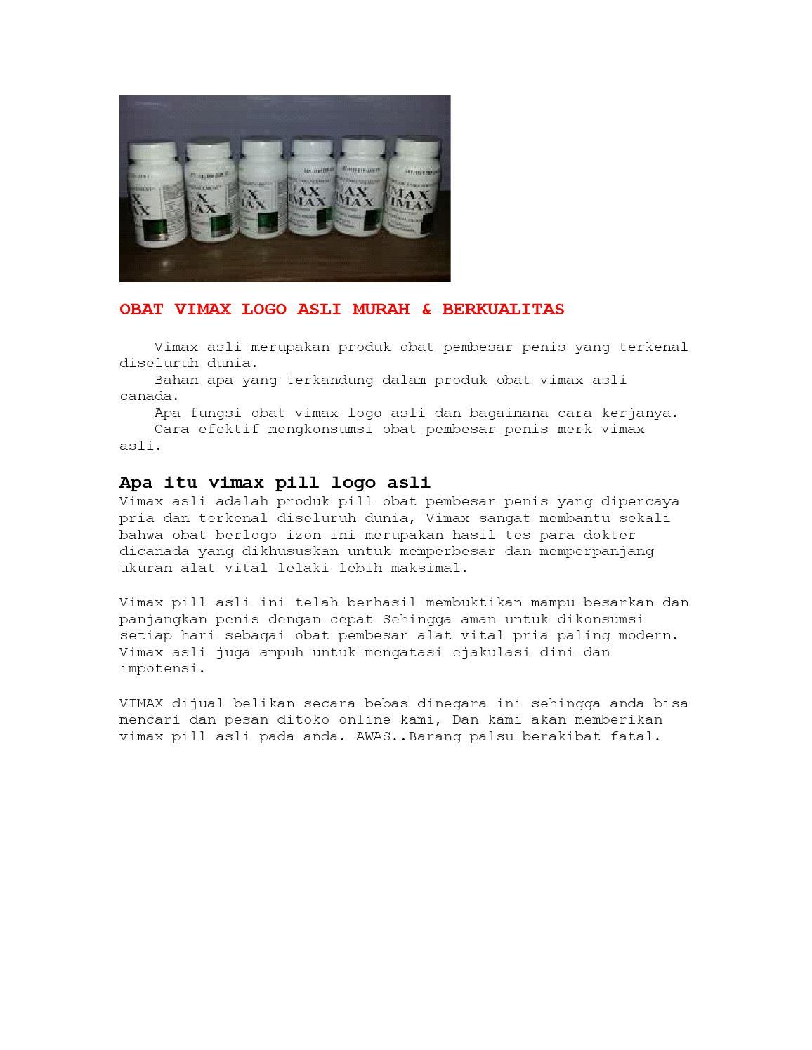 obat vimax logo izon by obat klg issuu