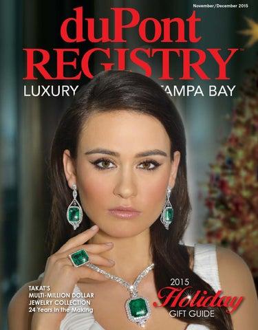 duPontREGISTRY Tampa Bay NovemberDecember 2014 by duPont REGISTRY