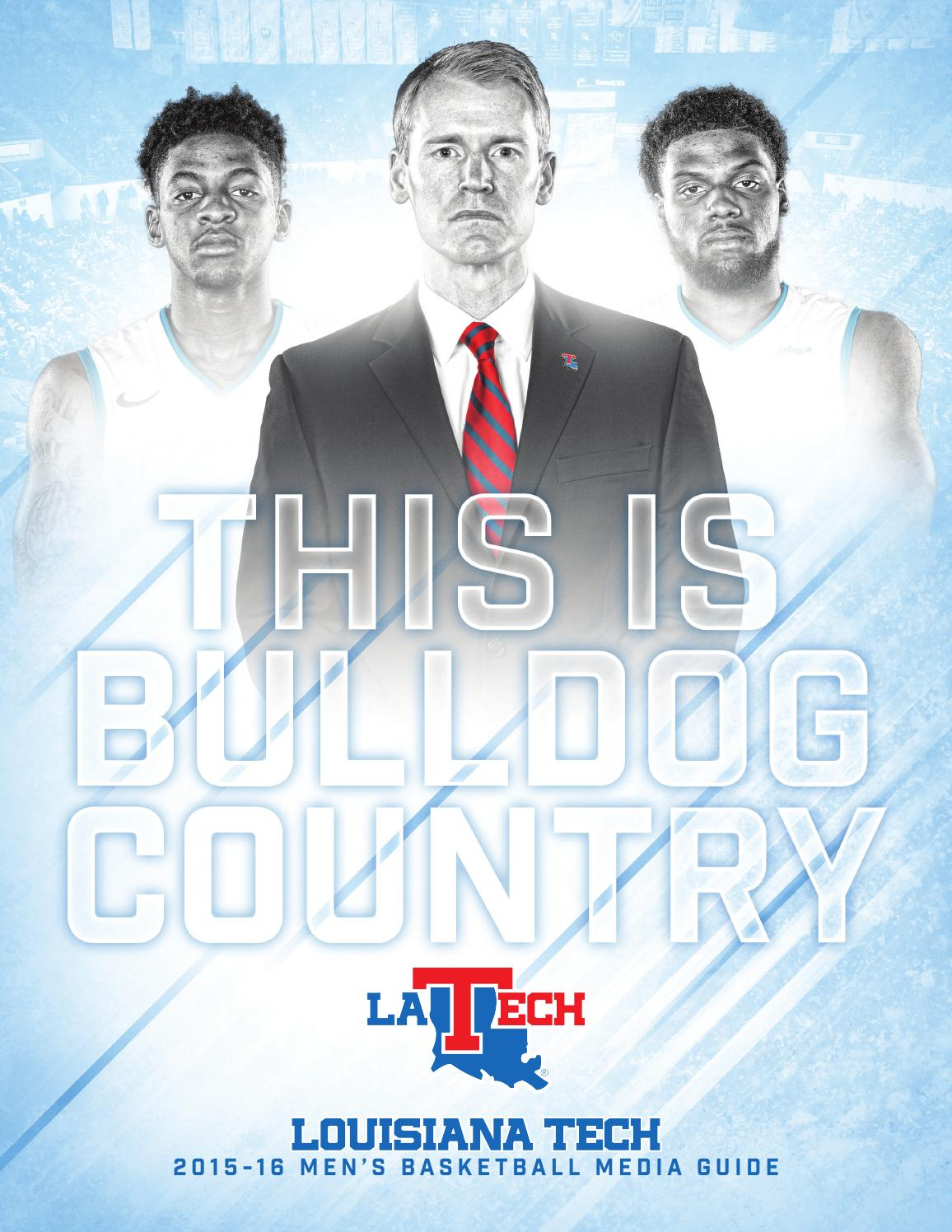 2015-16 Louisiana Tech Men's Basketball Media Guide by ...