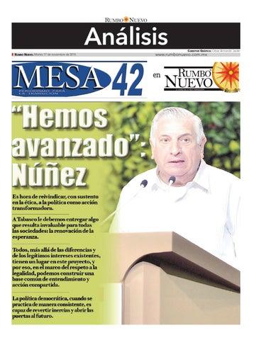 813fb6c89f Periódico martes 17 de noviembre, 2015 by Periodico Hoy - issuu