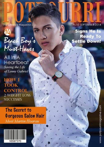 2c0ee53b53 POTPOURRI September 2014 by Paradise Promotions - issuu