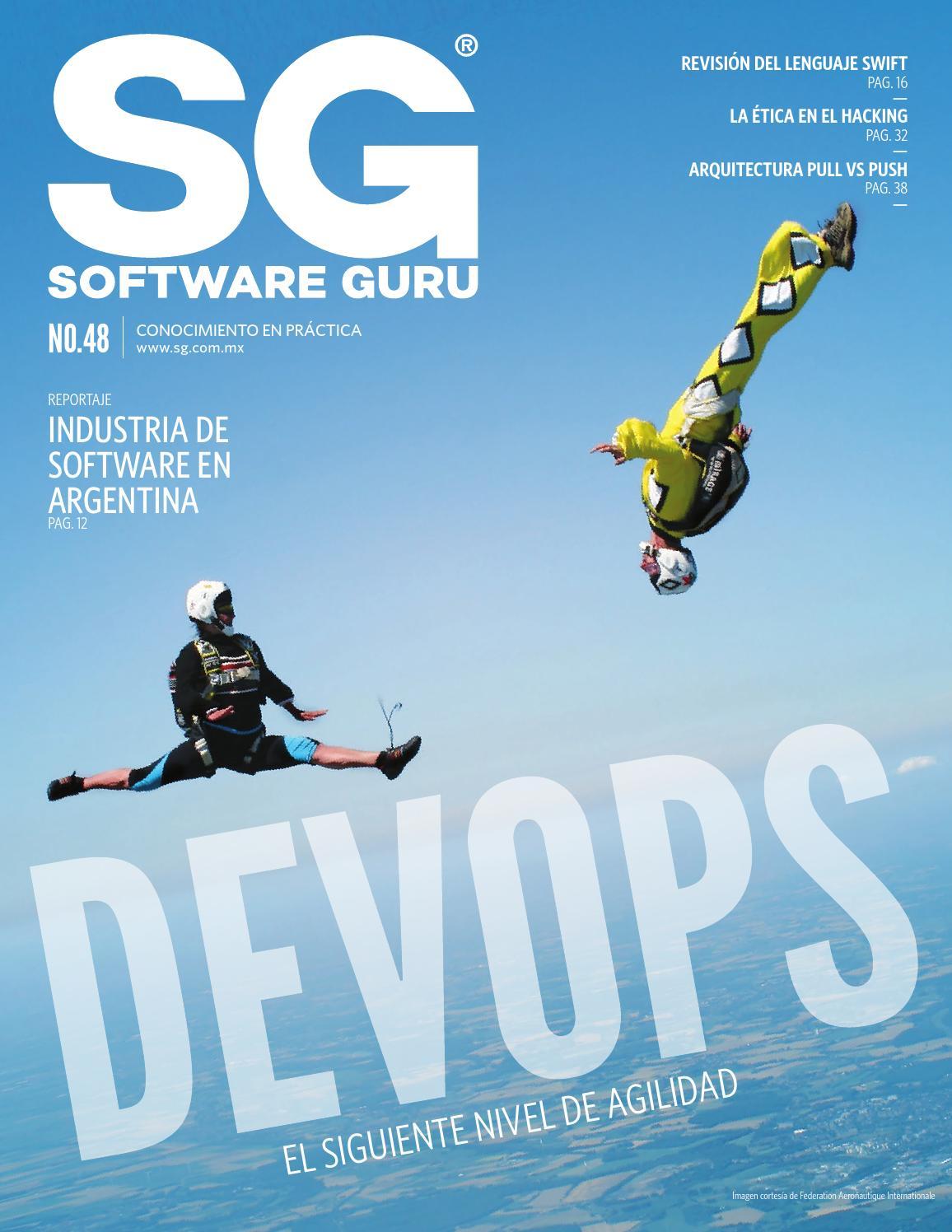 SG Software Guru #48 by Revista Software Guru - issuu
