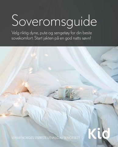 Flott Soveromsguiden by Kid Interiør - issuu MG-16