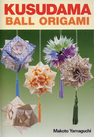 Origami Kusudama Flower Instructions Pdf Flowers Healthy