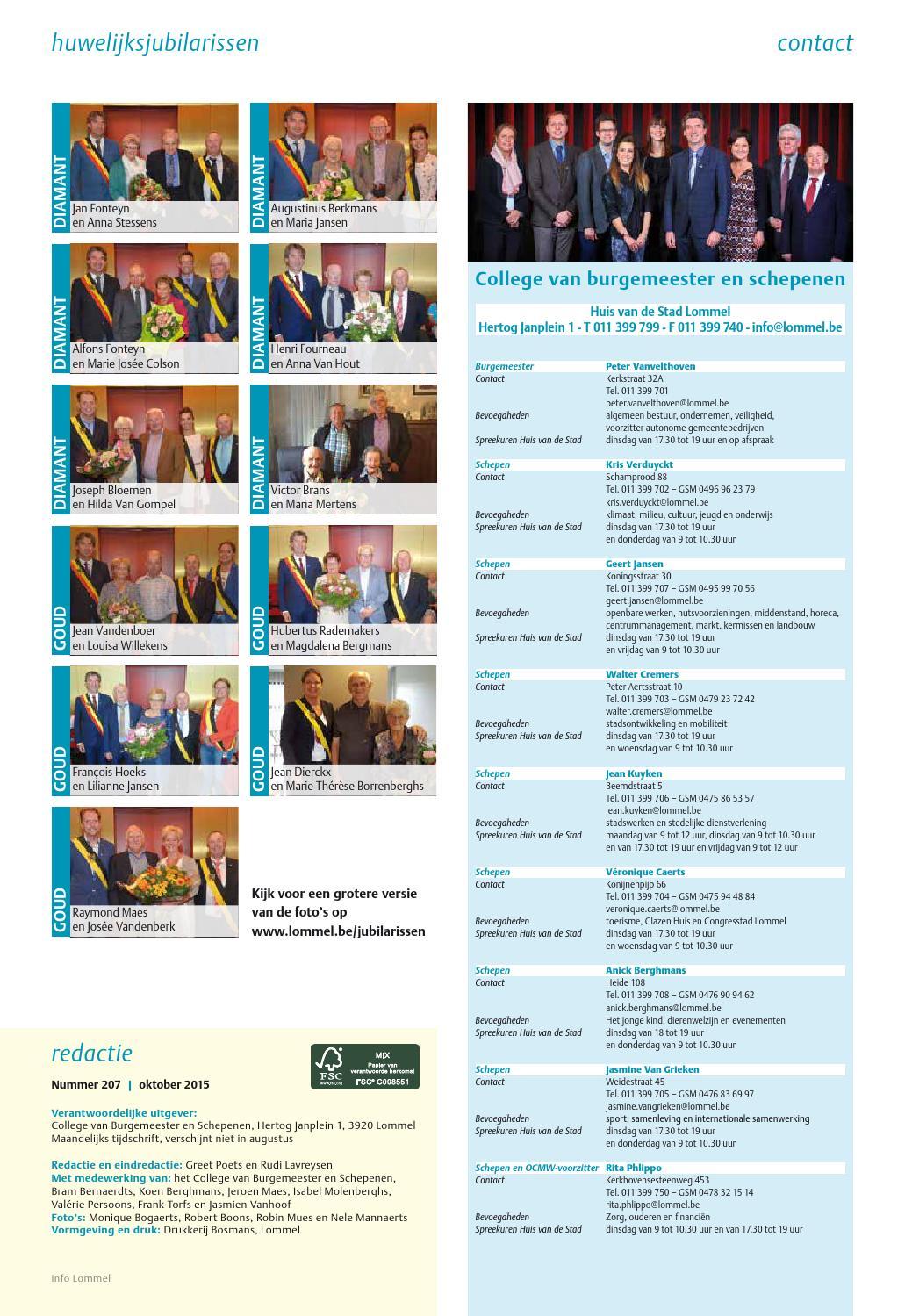Anick Berghmans info lommel oktober 2015stad lommel - issuu