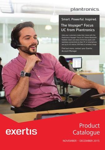 Exertis Product Catalogue by ExertisMarketing - issuu