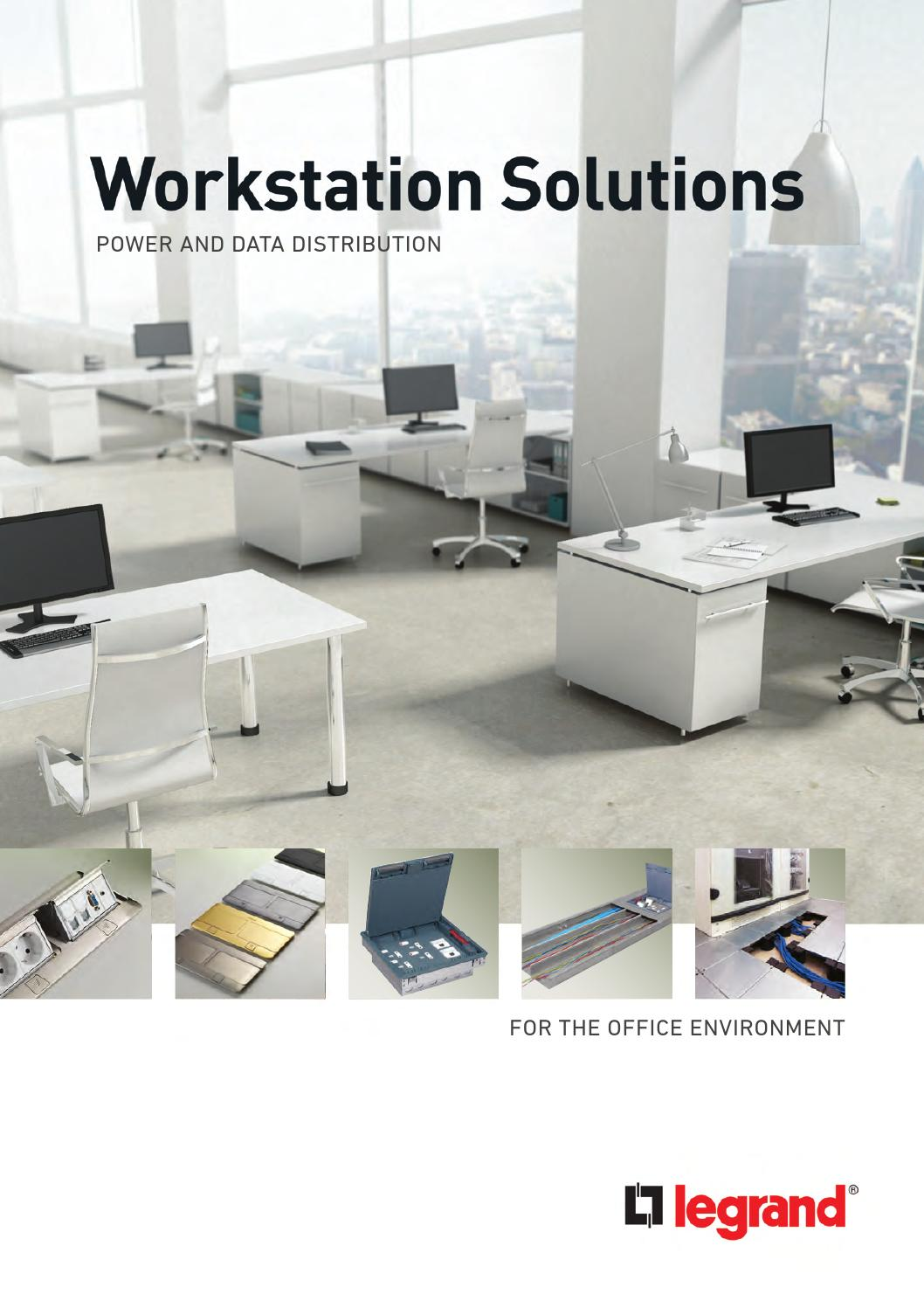 Legrand Electrak Product Catalogue By Sentor Electrical