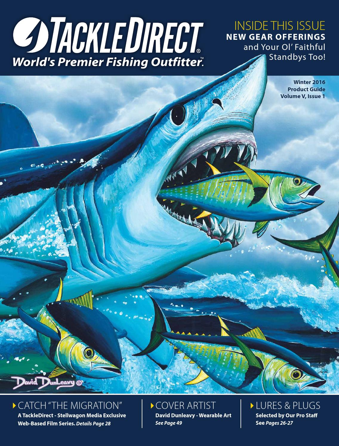 e5284a17859 TackleDirect 2016 Winter Product Guide by TackleDirect - issuu