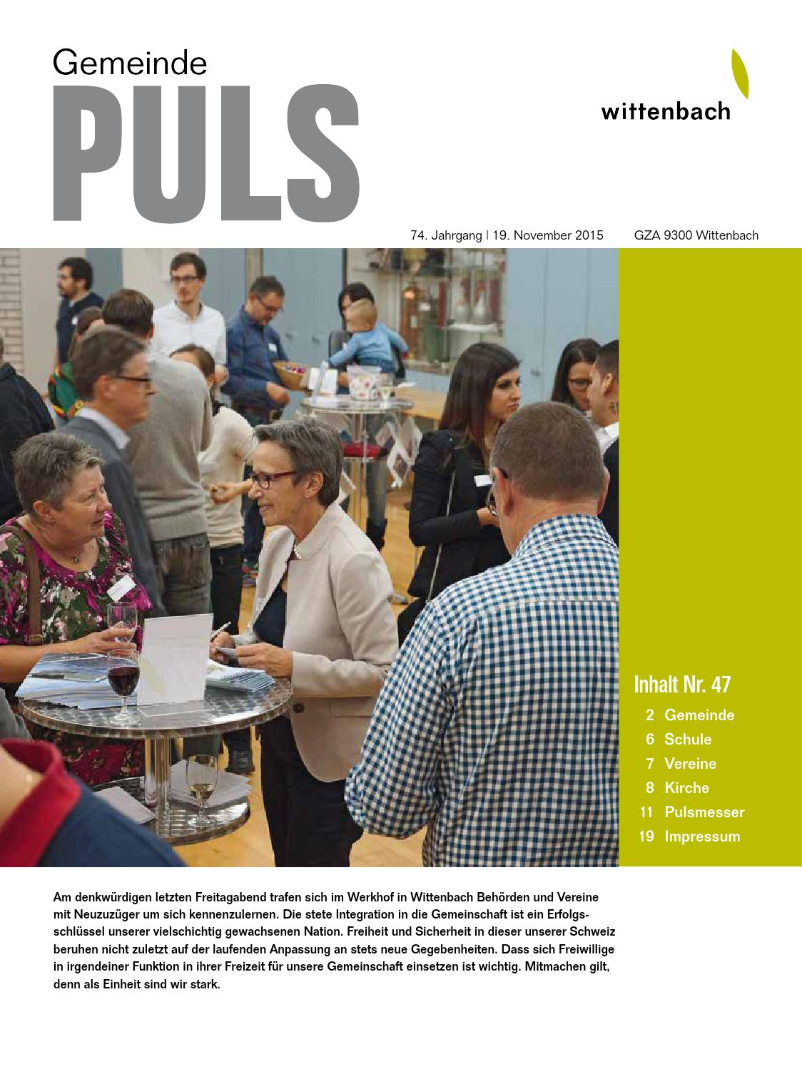 Gemeindepuls 47/2015 by Maxsolution - issuu