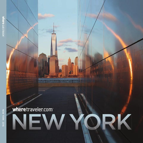 a8e1ef6110eb Where GuestBook New York - 2016 Edition by IN New York - issuu