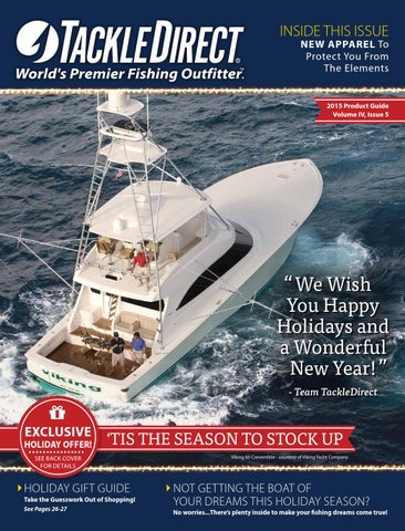543bd61b5eb TackleDirect 2015 Holiday Product Guide by TackleDirect - issuu