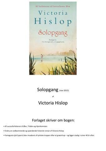 786425e1416b Solopgang læseprøve by Forlaget Bazar - issuu