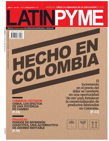 Edición Latinpyme No. 126