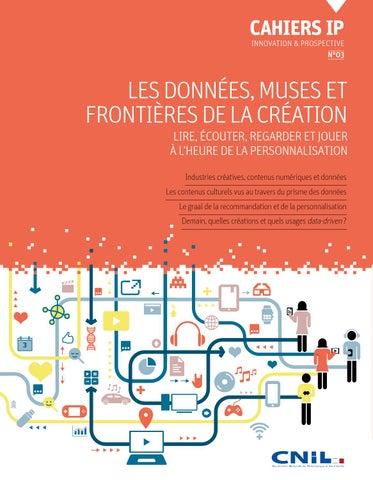 LES DONNÉES, MUSES ET FRONTIÈRES DE LA CRÉATION by Aurelien Guillois ... 313a21250707