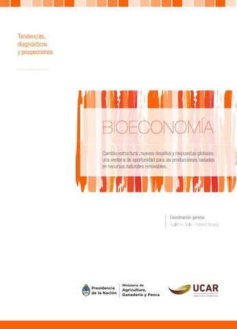Bioeconoma by comunicacin y difusin ucar issuu page 1 malvernweather Choice Image