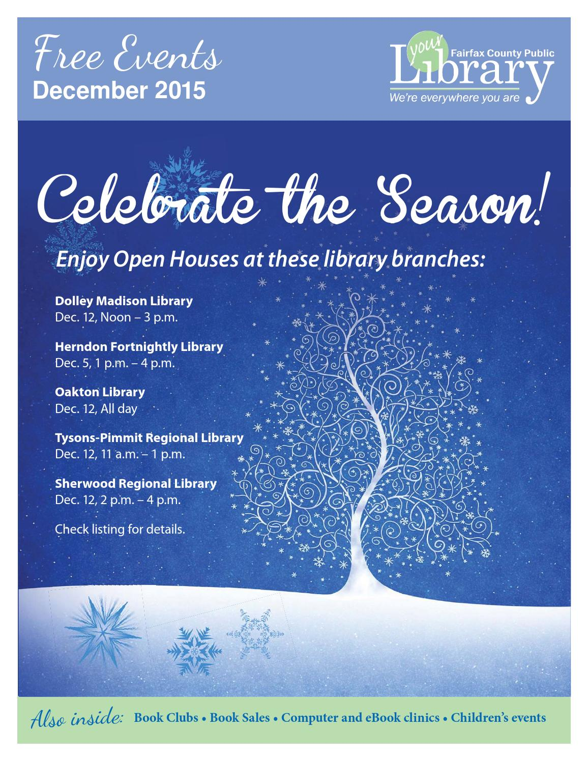 December 2015 issuu by fairfax county public library issuu fandeluxe Image collections