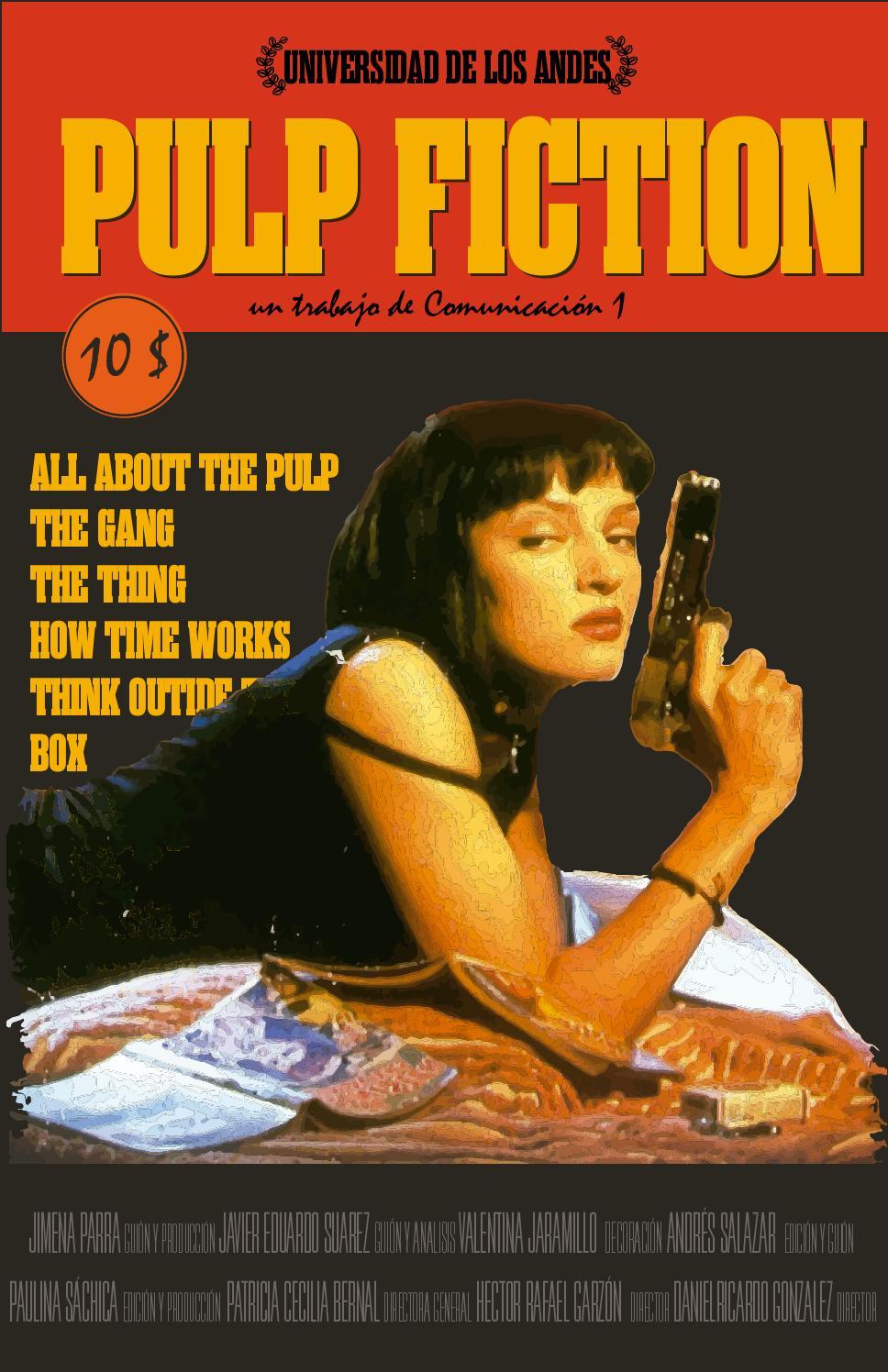Pulp Fiction Stream Kinox