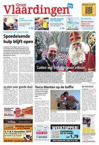 3c905228b3a Groot Vlaardingen week47 by Wegener - issuu