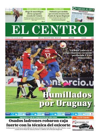 64b836d018d13 Diario 18-11-2015 by Diario El Centro S.A - issuu