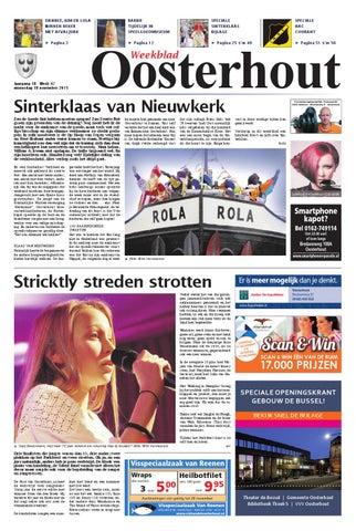 61354a025d4 Weekblad Oosterhout 18-11-2015 by Uitgeverij Em de Jong - issuu