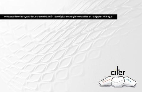 Centro de Innovación Tecnológico en Energías Renovables by Mario ... 9c11bdad769