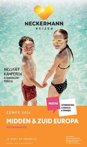 Neckermann Zomer 2016 By Thomas Cook Issuu