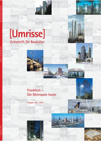 Umrisse] 5-6/2004 by Verlagsgruppe Wiederspahn - issuu
