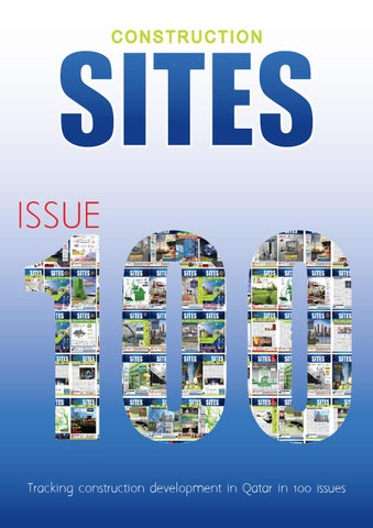 Construction Sites November 2015 100th Issue by Qatar