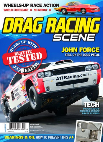 Drag Racing Scene Winter 2015 by Xceleration Media - issuu