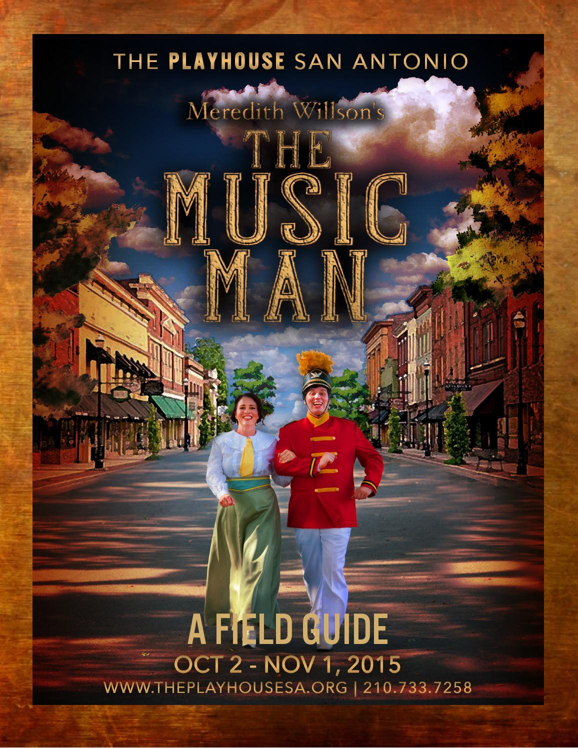 The Music Man Field Guide By Christina Casella Issuu