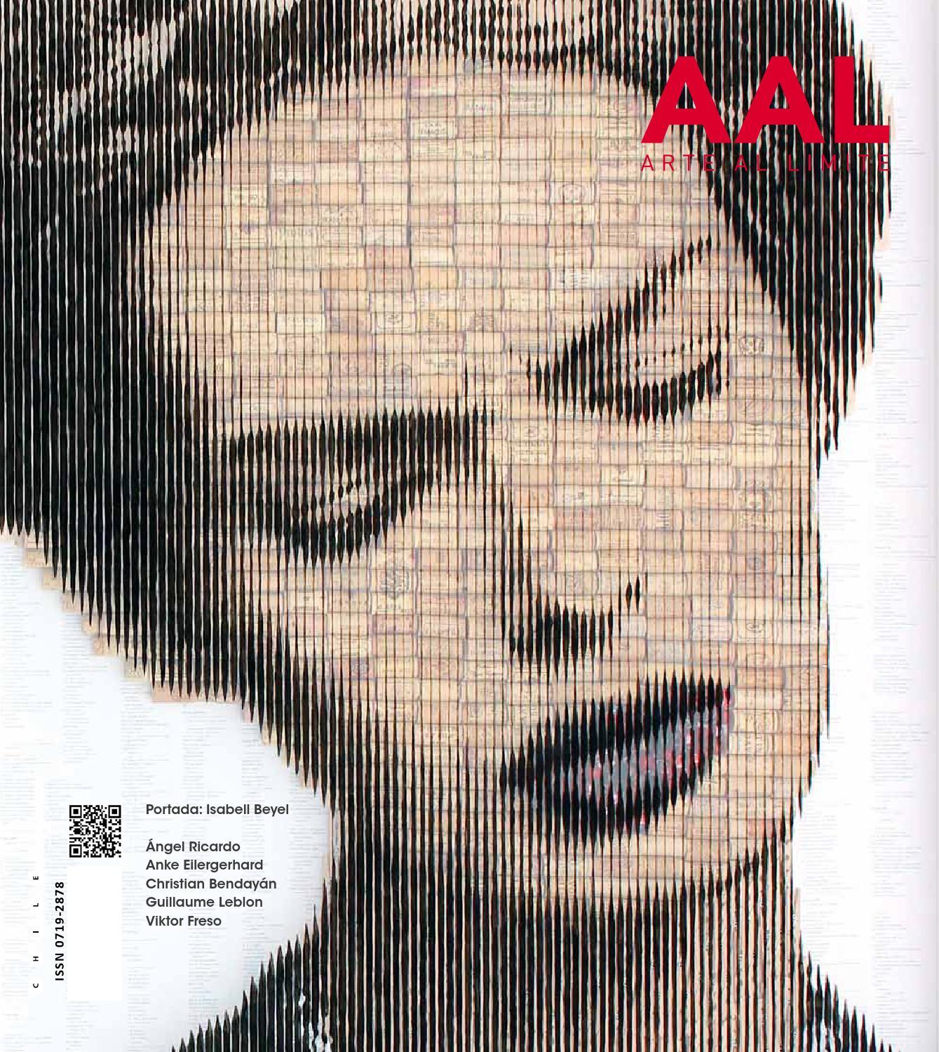 Revista noviembre - diciembre Ed 75 by Arte al Límite - issuu 129c4e7c964