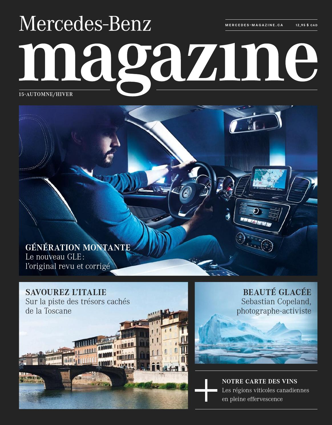 preview of multiple colors fresh styles Mercedes-Benz magazine – automne/hiver 2015 by Bookmark Content ...
