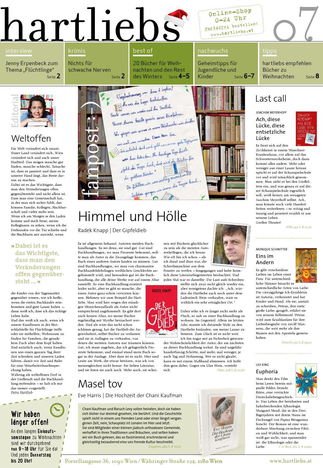 Hartliebs Weihnachten 2015 by Atelier Tiefner GmbH - issuu