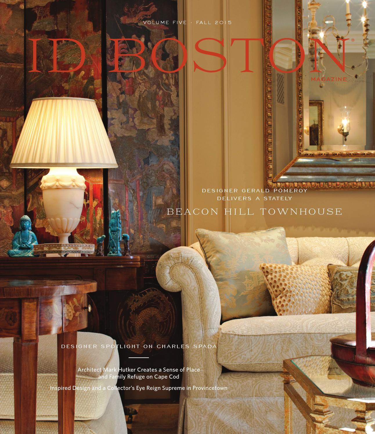 ID Boston Magazine Vol. 5 by BostonDesignCenter - issuu